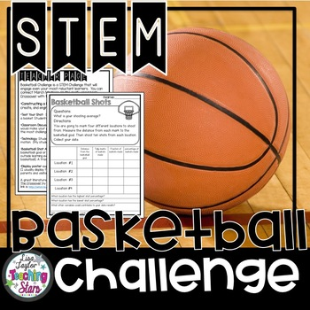 Basketball STEM Challenge: Crossover Literacy Connection