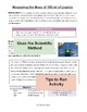 Mass of Different Liquids