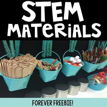 STEM Materials Flyer