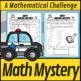 STEM Math Murder Mystery Subtraction #45 A Math Challenge