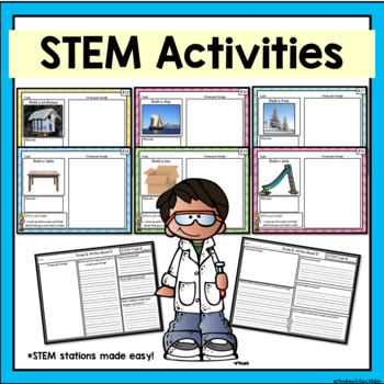 STEM Activities - STEM Stations Made Easy!