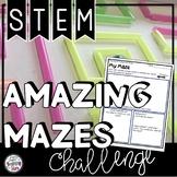 STEM Maze Challenges | Google Slides