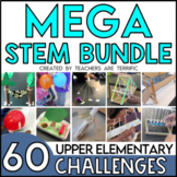 STEM for the Whole Year Bundle 60 Challenges