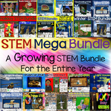STEM Engineering Challenges -STEM Bundle for the YEAR
