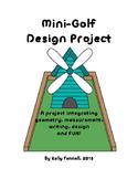 STEM Mini Golf Course Design: Geometry & Measurement