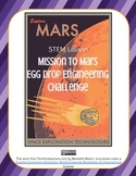 STEM - Mission To Mars Egg Drop Challenge