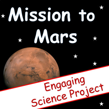 STEM: Mission To Mars Part 1