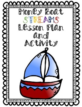 STEM Money Coin Foil Boat Lesson Plan and Recording Sheet