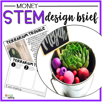 STEM Money Terrarium Trouble