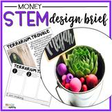 STEM Money Terrarium Trouble