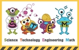 STEM Poster - Monsters!