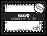 STEM Monthly *GROWING BUNDLE*