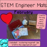 STEM Morning Work for February