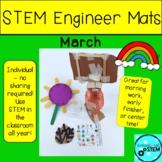 STEM Morning Work for March