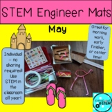 STEM Morning Work for May
