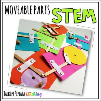 STEM Moveable Parts FREEBIE