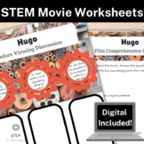 STEM Movie Worksheets - Hugo (2011)