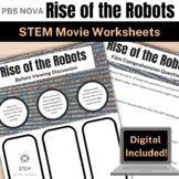 STEM Movie Worksheets - PBS NOVA Rise of the Robots (2016)