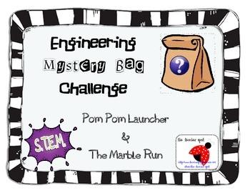 S.T.E.M. Mystery Bag Challenge!