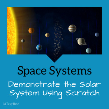 STEM - Science: Space Systems, Design Thinking, Scratch