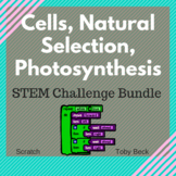 STEM Project Based Learning Cells Photosynthesis Natural S