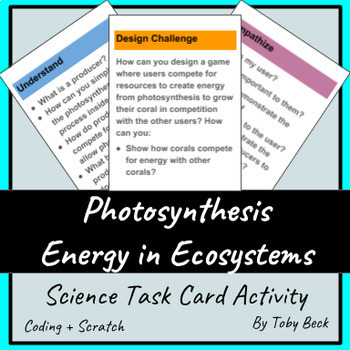 STEM Project Based Learning Cells Photosynthesis Natural Selection Bundle