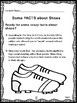 STEM Newspaper Shoe Challenge