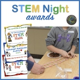 STEM Night Participation Awards