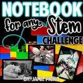 STEM Notebooks for ANY STEM Challenge