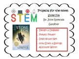 STEM Novel Activities:  Stone Fox