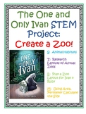 STEM Novel Activity:  The One and Only Ivan