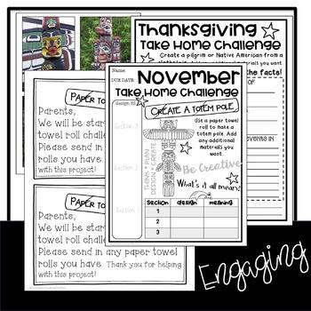 STEM November At Home Challenge