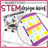 STEM Number Sense Art Commission