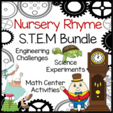 STEM Nursery Rhyme Activities Bundle