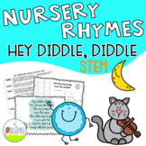STEM Nursery Rhyme Time: Hey Diddle, Diddle