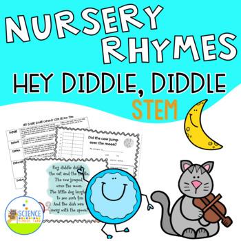 STEM Nursery Rhyme Time: Hey Diddle, Diddle