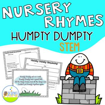 STEM Nursery Rhyme Time: Humpty Dumpty