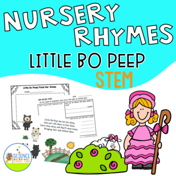 STEM Nursery Rhyme Time: Little Bo Peep