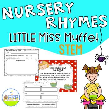 STEM Nursery Rhyme Time: Miss Muffet