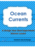 STEM Ocean Currents Design Your Own Experiment