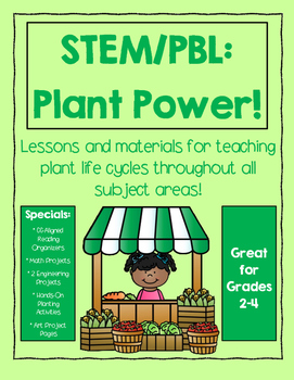 STEM: Plants NGSS