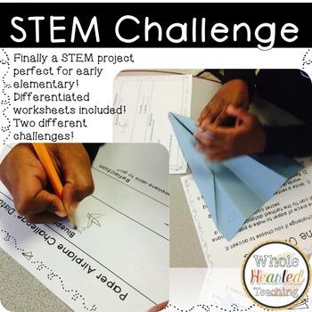 STEM Paper Airplane Challenge