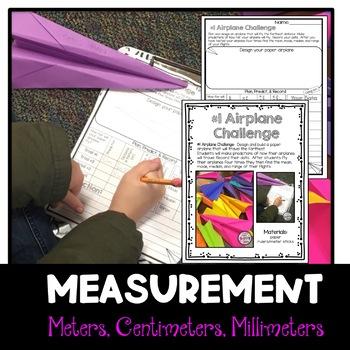 Paper Airplane STEM Challenges