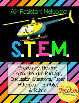 STEM - Paper Helicopter