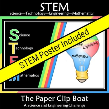 STEM Paperclip Boat: A Science and Engineering Challenge
