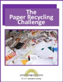 STEM Plastic Recycling Challenge - Distance Learning