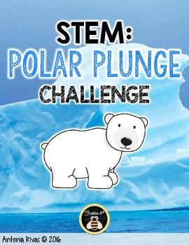 STEM: Polar Plunge Challenge {Blubber Glove Experiment}