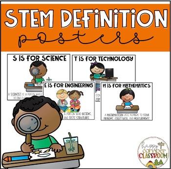 STEM Poster {FREEBIE}