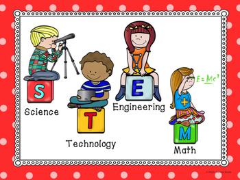 STEM Posters FREEBIE