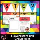STEM Posters and Group Roles